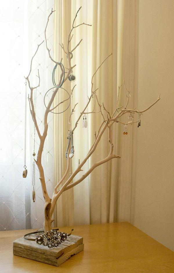 设计师手边的材料——树枝