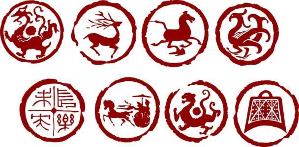中国古代图腾与现代logo设计