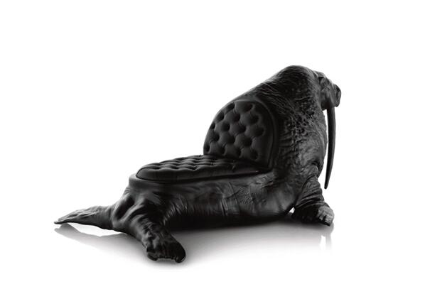 那些炫酷的动物造型座椅